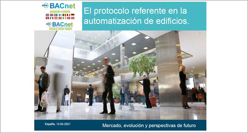 Webinar BACnet.