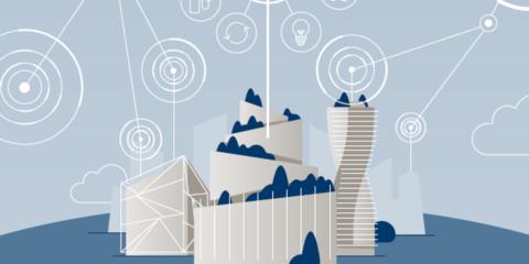 El estudio de Smart Buildings de la Asociación de Economía Digital de Alemania analiza la madurez y digitalización de edificios inteligentes