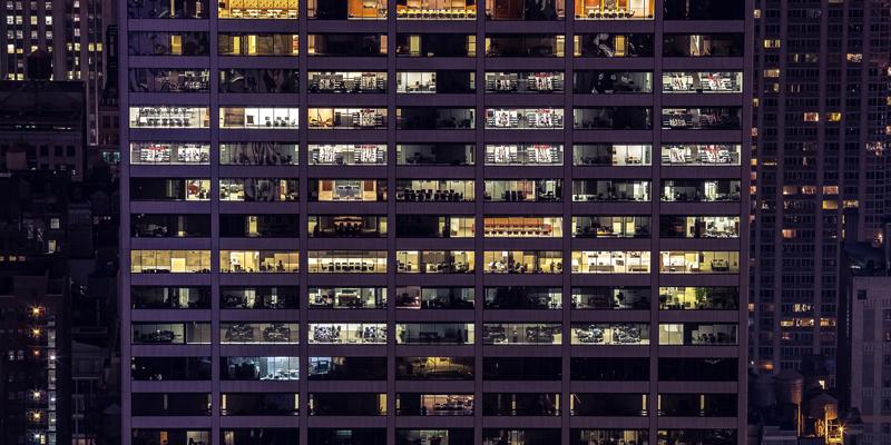Edificio de oficina.