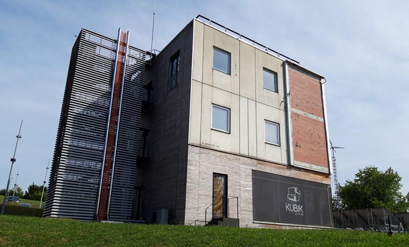 Edificio Kubik.