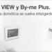 Catálogo de las soluciones View y By-me Plus de Vimar