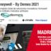 Abiertas las inscripciones para las jornadas VIP Honeywell-By Demes 2021 en Madrid y Bilbao