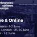 Cancelados los eventos de Integrated Systems Events (ISE) en Múnich y Ámsterdam