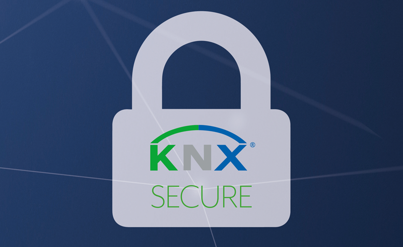 KNX Secure.