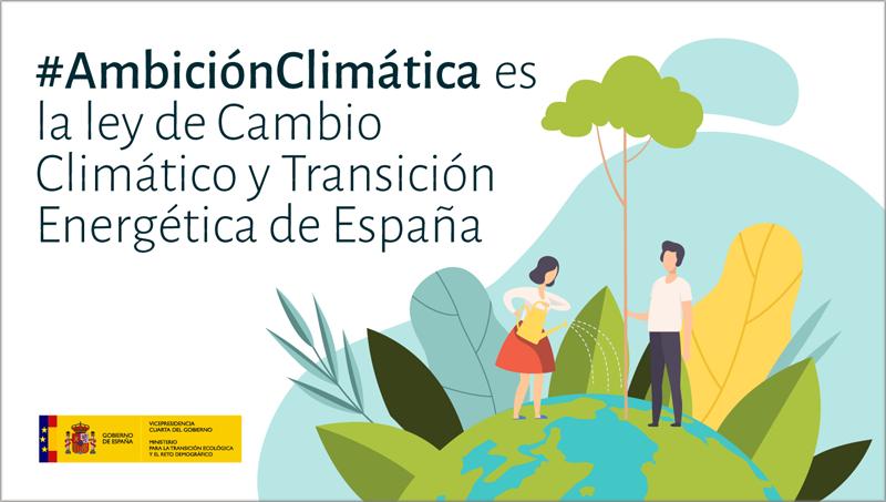 Ley de Cambio Climático y Transición Energética.