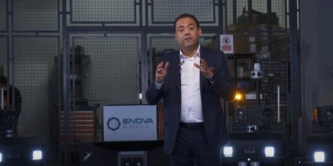 Cómo la combinación de robótica y tecnología de vídeo aumenta la seguridad con Anis Shabani
