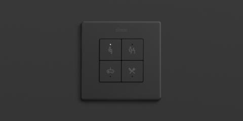 Los mecanismos inteligentes de la serie Simon 270 están disponibles en dos estéticas
