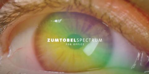 Zumtobel Spectrum para oficinas