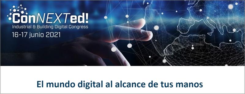 Congreso virtual ConNEXTed!.