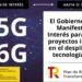 Manifestación de interés para identificar proyectos de investigación para el impulso del 5G y el 6G