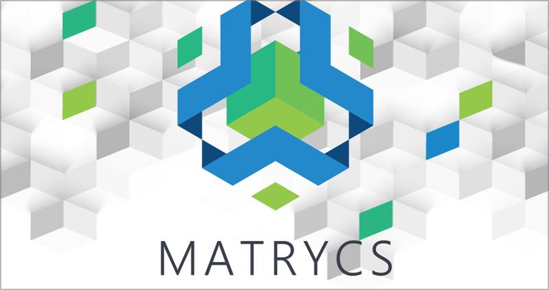 Logotipo Matrycs.