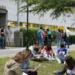 Medidores de CO2 en la Universidad de A Coruña para garantizar la calidad del aire durante la EBAU