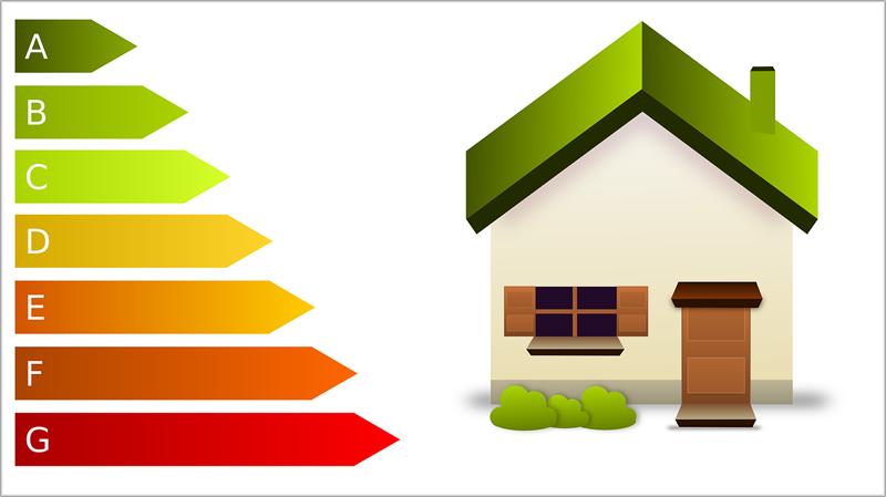 Eficiencia energética edificios.