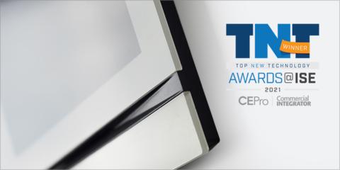 El intercomunicador 2N Indoor View, galardonado en los premios Top New Technology 2021 de EE.UU.
