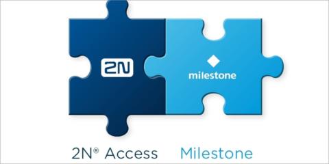 Más funciones en el control de accesos con el nuevo plugin de 2N para el sistema Milestone XProtect