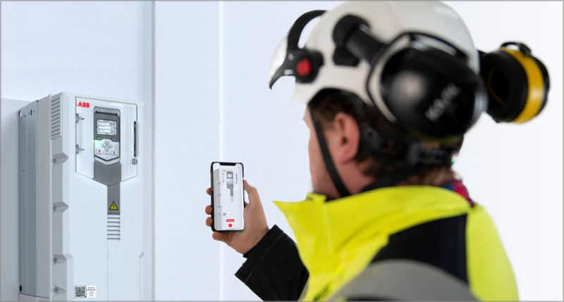 ABB Ability Mobile Connect.
