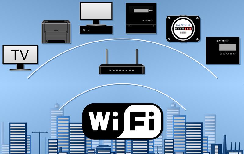 Implementación Wi-Fi 6E.