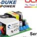 Electrónica OLFER presenta las fuentes de alimentación de la serie TAD con alto pico de potencia
