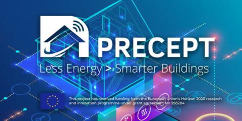 Reducción del consumo energético de edificios gracias al sistema proactivo, predictivo y preceptivo que desarrollará el proyecto Precept