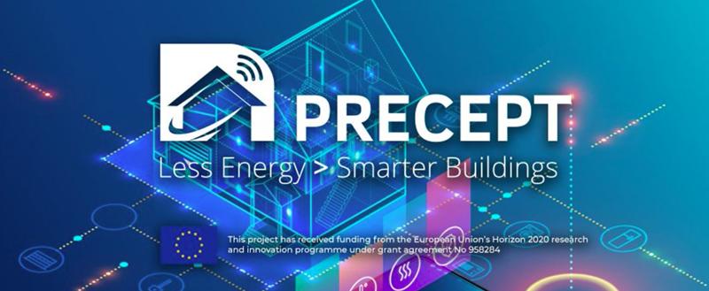Logo proyecto Precept.
