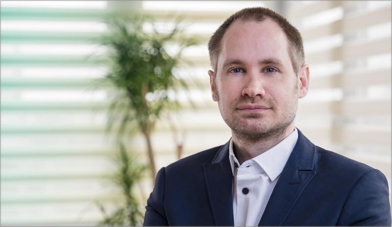 Sascha Keller, CEO Doorbid.