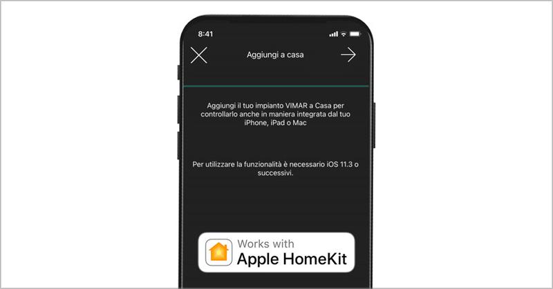 Aplicación Casa de Apple.