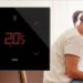 Nuevos termostatos inteligentes de Vimar para el control de la calefacción y refrigeración