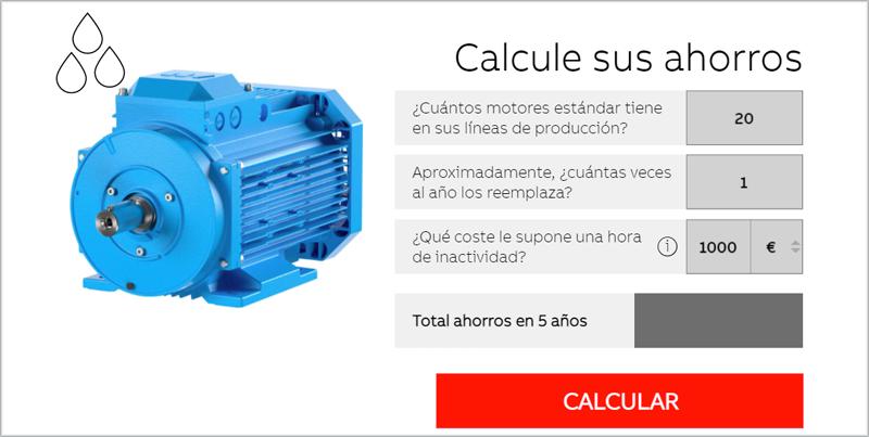 Calculadora energética ABB.