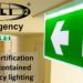 La certificación DALI-2 Emergency incluye el control de equipos para el alumbrado de emergencia autónomo