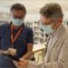 El Ayuntamiento de Murcia instala medidores de CO2 en la biblioteca municipal de Espinardo
