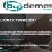 Software SCC y sistemas de alarma, temáticas principales de los nuevos cursos de By Demes