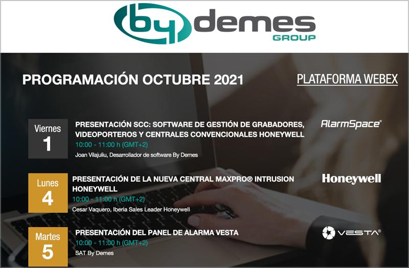 Webinar By Demes.