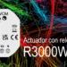 Electrónica OLFER presenta un actuador con relé Casambi para controlar cualquier tipo de luminaria