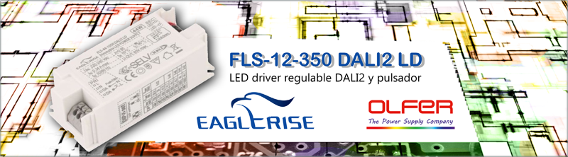 Driver DALI-2 Electrónica OLFER.