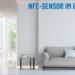 El sensor NFC de Eltako memoriza las configuraciones domóticas de cada usuario