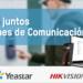 Los videoporteros de Hikvision se gestionarán remotamente gracias a un acuerdo tecnológico