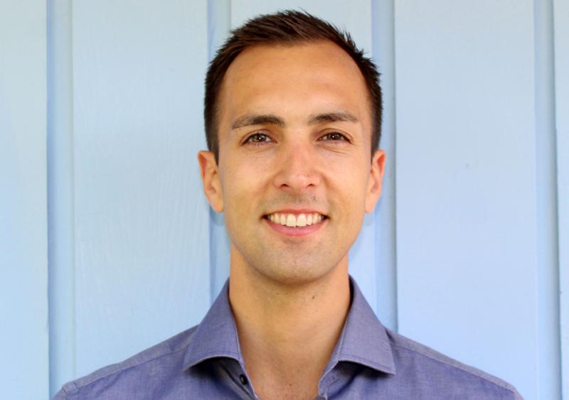 Sebastian Döllner, vicepresidente de Ventas Globales de Socios en Milestone Systems.