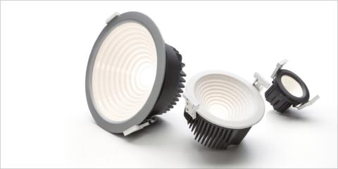 Elit, la familia de downlights de Normalit que ofrece una luz de alta calidad, rendimiento y durabilidad
