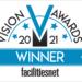 EcoStruxure Building Advisor de Schneider Electric, galardonada en los Vision Awards
