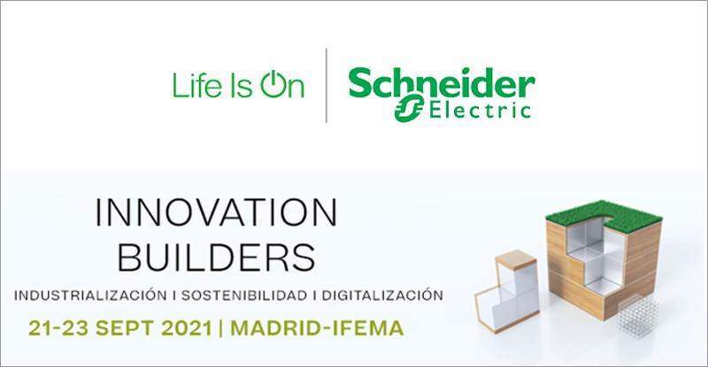 Schneider Electric Rebuild 2021.