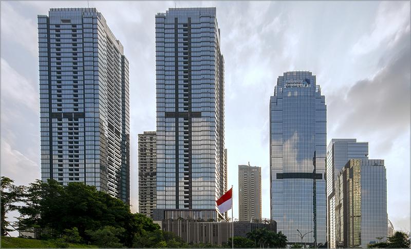 District 8 Jakarta.