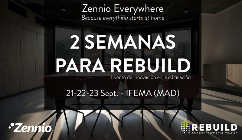 Zennio en Rebuild 2021.