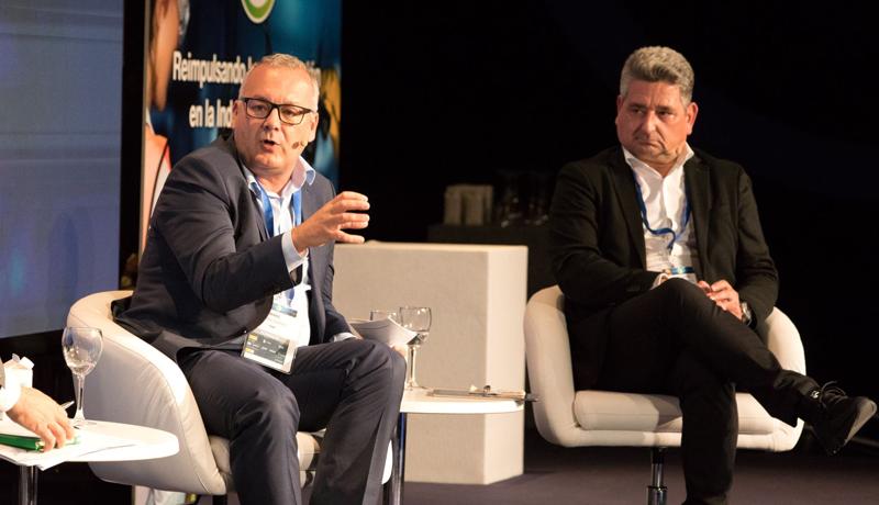 Marc Gómez, presidente y consejero delegado de ABB en España y Portugal.