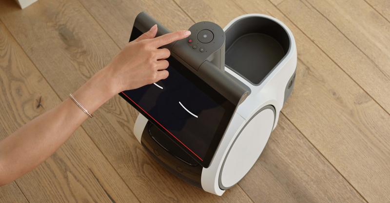 Robot Astro de Amazon.