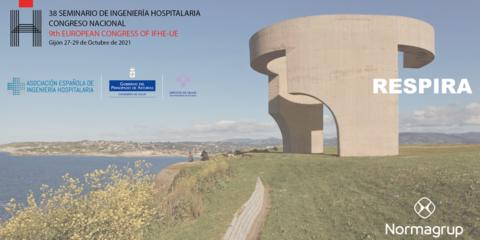 La tecnología Saluz de Normagrup, presente en el Seminario de Ingeniería Hospitalaria en Gijón