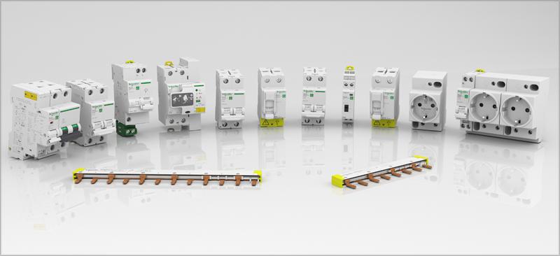 Gama Resi9 de Schneider Electric.