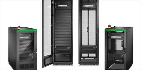 Soporte a las aplicaciones de edge computing con la serie Easy Micro Data Center de Schneider Electric