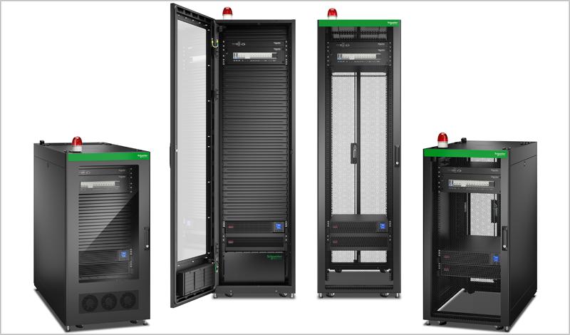 Easy data centers de Schneider Electric.