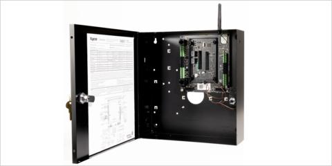 Tyco presenta un nuevo controlador de puertas wifi para pequeñas y medianas empresas
