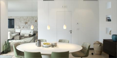 Los propietarios de una vivienda en Italia controlan en remoto los sistemas con la tecnología de Vimar